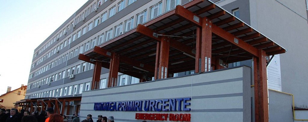 Spitalul Județean de Urgență Târgoviște  Covid 19