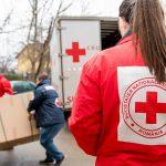 Crucea Roșie Dâmbovița susține medicii din linia întâi în lupta cu COVID 19.