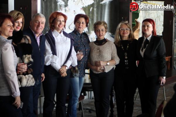 Peștera - Întâlnirea grupului parlamentar PSD