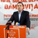 Corneliu Ștefan, PSD Dâmbovița: Ne dorim să câștigăm alegerile locale!