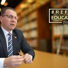 Ionel Petre, ALDE: Educația, cea mai importantă investiție de viitor!