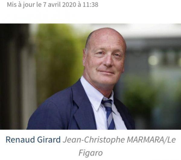 Renaud Girard, Le Figaro: Măsurile luate pot face mai mult rău decât boala