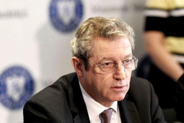 Adrian Streinu Cercel a fost demis