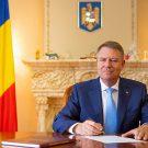 Îndemn al preşedintelui României Klaus Iohannis către români de Paşte