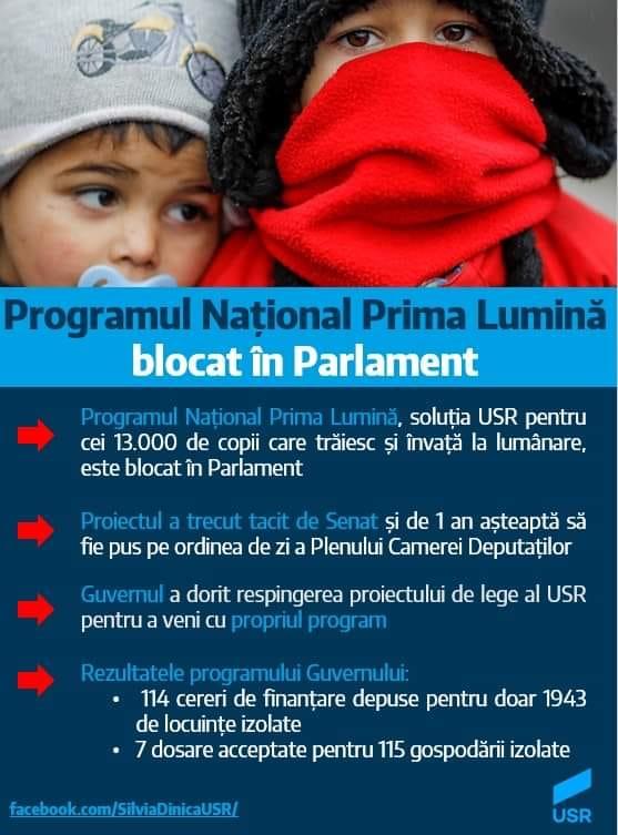 Deputatul Dumitru Lupescu așteaptă cu speranță că politicienii își vor întoarce fața către copiii oropsiți de soartă.
