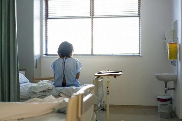 Niciun pacient nu poate fi internat