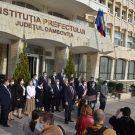 Noul Consiliu Județean Dâmbovița a fost constituit. Președintele Corneliu Ștefan a depus jurământul, în fața noului for legislativ județean