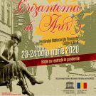 """Festivalul Naţional de Interpretare şi Creaţie a Romanţei """"Crizantema de Aur"""", ediţia a 53-a, 2020"""