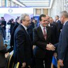 Întâlnirea prim-ministrului României, Ludovic Orban, cu reprezentanții MEDEF, cea mai mare organizație patronală din Franța