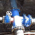 Rețea nouă la Chevereșu Mare, întrerupere apă
