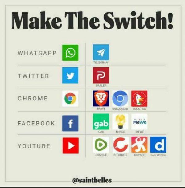 Lovitură pentru Facebook și Google