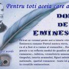 DOR… de Eminescu