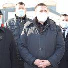 Container special pentru pacienţii suspecţi de COVID-19, de astăzi, în dotarea Spitalului Municipal Moreni