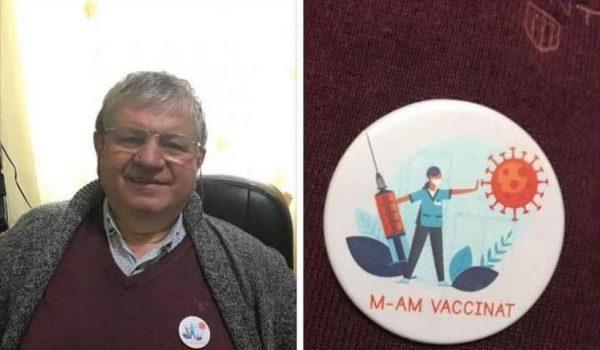 Profesor universitar decedat dupa prima doză de vaccin