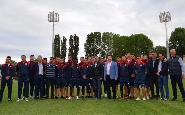 Stadionul Eugen Popescu Targoviste - FC chindia