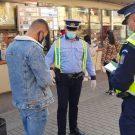 Polițiștii au legitimat 1.137 de persoane și au controlat 74 de societăți comerciale