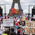 Se devoalează mascarada: Lucrătorii feroviari din Franța amenință cu greva dacă se va impune pașaport sanitar călătorilor
